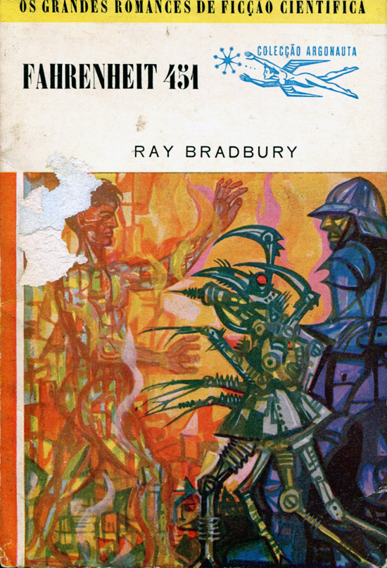 an examination of the symbol of the hound in the novel fahrenheit 451 by ray bradbury Buy a cheap copy of fahrenheit 451 book by ray bradbury in fahrenheit 451, ray bradbury's classic, frightening vision of the future, firemen internationally acclaimed with more than 5 million copies in print, fahrenheit 451 is ray bradbury's classic novel of censorship and defiance, as.
